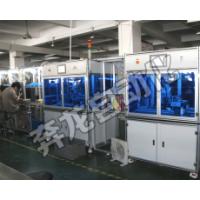 浙江奔龙自动化塑壳断路器自动瞬时检测生产线