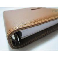 供应天河PU笔记本,定做天河变色革笔记本,订做皮革日记本