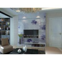 3d背景墙厂家 凯尔顿普斯 四叶恋 客厅电视背景墙 多款风格 全国包邮