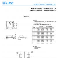 LRC开关二极管 LMBD2836LT1G