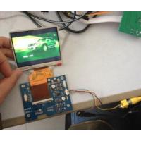 深圳方显AV+MCU视频字符叠加控制板 7寸