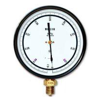指针式精密压力表(0.16级、0-0.4MPa) 型号:M393453