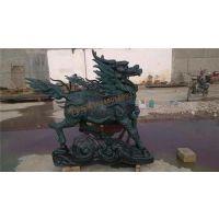 宁夏铜麒麟|博创雕塑(图)|铜麒麟厂家