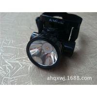 奋士FS-2208 强光锂电防水 矿灯 LED 1w  超强电量  迷你小头灯