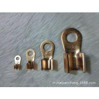 厂价直销开口线鼻 OT-600A铜接线端头 冷压接线端子 铜开口鼻
