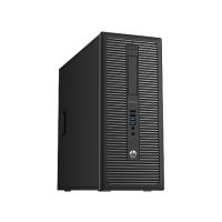 惠普EliteDesk 800 G1 TWR 4G500G18.5商用台式电脑(机箱带智能电磁锁)
