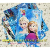 迪士尼文具笔袋 FROZEN冰雪奇缘文具用品 学生礼物生日礼品文具袋