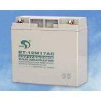 台湾赛特蓄电池BT-12M17AC/12V17AH/UPS不间断电源专用铅酸免维护