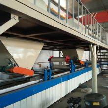 fs双复合外墙外保温板生产线设备 自保温砌块复合保温外模板设备专业厂家价格