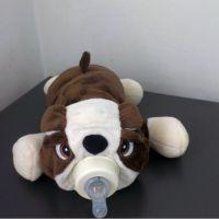 毛绒玩具厂家专业设计定制奶瓶套动物造型