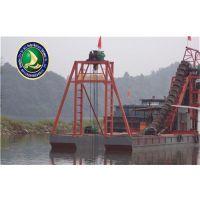 挖沙船_青州启航链斗挖沙船(图)_挖沙船设备价格