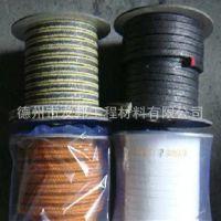 陶瓷盘根 陶瓷纤维盘根 耐高温 德州友邦公司