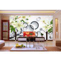 彩雕瓷砖背景墙打印机 3D艺术玻璃瓷砖UV2030平板打印机 深圳UV打印机厂家