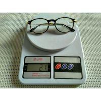 S:-900高度超薄时尚圆框眼镜