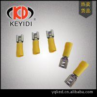 厂家推荐 端子 接线端子 母预绝缘端头 插簧端子 冷压端头
