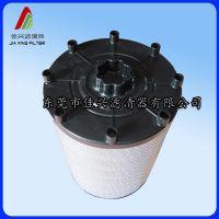 斯堪尼亚泵车空气滤清器1869993 重型汽车空气滤清器1869995