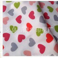 义乌丝网印花厂提供裁片印花/成品印花/匹布印花加工