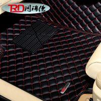 精品推荐 汽车皮革脚垫 汽车通用脚垫 大包围脚垫