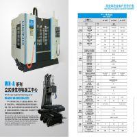天津低价直销数控龙门中心WN-A850Z系列立式线性导轨加工中心