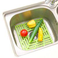 子怡贸易 DIY水槽保护板沥水器 果蔬沥水架 日用百货 厨房置物架