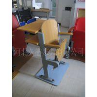 山东钢制连排椅,山东自翻连排椅,山东多媒体教室桌椅