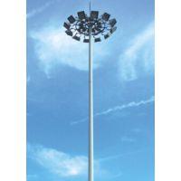 华可路灯厂家供应20米200瓦led高杆灯量大从优速速来购