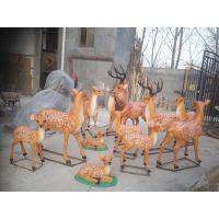现货 玻璃钢动物雕塑 河北坤龙雕塑公供应 量大从优