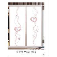 超白烤漆 镭射 魔幻5D衣柜门玻璃生产厂家 橱柜玻璃 艺术玻璃批发