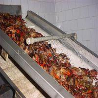 【厂家直销】虾仁蒸煮生产线,水产品加工设备,速冻生产线