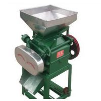 宏燊厂家加盟豆类挤扁机 轧扁机价格低