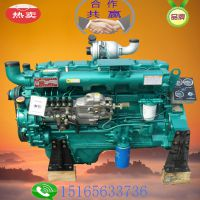 154KW六缸水冷 发电型1500转 潍坊柴油机厂R6110IZLD柴油发动机