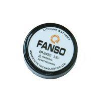 现货供应孚安特/FANSO ER2450 3.6V 500mAh 胎压监测锂亚扣式电池