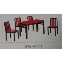 餐桌椅组合-天津快餐店餐桌椅-餐桌椅图片-餐桌椅价格