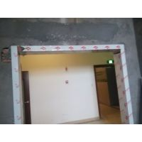 杭州拱墅区不锈钢栏杆门套踢脚线大小工程