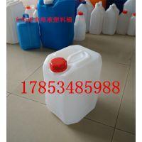 新型尿素溶液10升塑料桶、方形10公斤尿素液塑料桶
