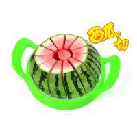 批发大号多功能不锈钢水果切片器/西瓜切 夏季必备水果切片器