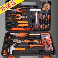 家用手动五金工具套装电工汽车维修工具箱扳手组合多功能组套