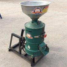 2015年碾米粉碎机 圣鲁小型碾米组合机 优质碾米粉碎机