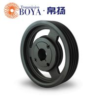 spb710-5皮带轮生产商选无锡帛扬锥套皮带轮厂家