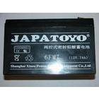 供应东洋蓄电池12V1.3AH全国免运费