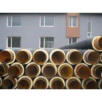 黑黄夹克聚氨酯保温钢管厂家