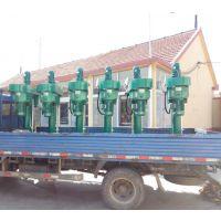 莱州格瑞厂家供应GFJ3KW小型分散机液压小型分散机,化工机械设备