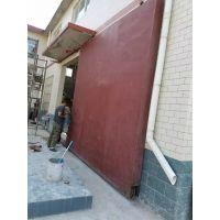 探伤室防护门