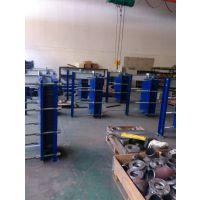 供应桑德斯板式换热器,板式换热器配件,维修,制造,销售,清洗,S43,S41A,S14A