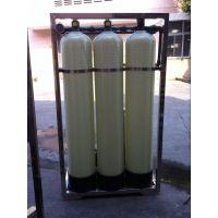 贵州水处理过滤器石英砂过滤罐玻璃钢树脂净水器质保一年以上