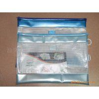 广东汕头草蜢文具  正品彩条网格袋  专来生产各款质优塑料袋