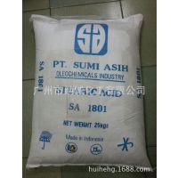 【硬脂酸】厂价直销 印尼斯文、马来西亚 原装进口 1801 硬脂酸