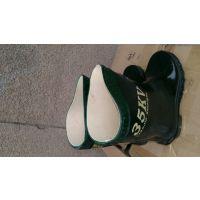 供应天津双安牌 绿色高压绝缘靴 高筒绝缘靴价格 金淼电力销售