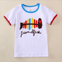 特价处理库存便宜童装 库存夏季童装便宜童T恤卡通短袖