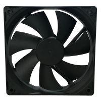 明晨鑫MX12025AB(S/Y)静音散热风扇,温控风扇